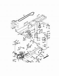 917 271825 Craftsman 19 5 Hp Electric Start 42 In  Mower