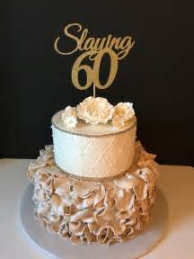 25th anniversary cake toppers 25 best 60th birthday cakes ideas on