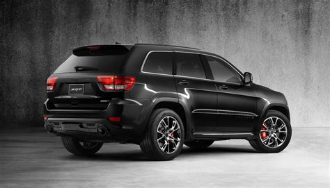 jeep srt8 jeep grand cherokee srt8 alpine vapour special editions