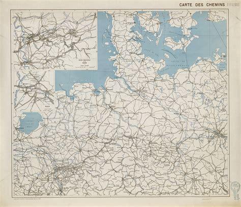 Carte Quart Nord Ouest by Mapster Szczeg 243 ły