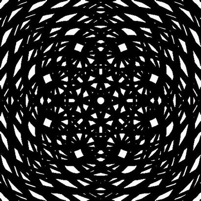 Pattern Trippy Psychedelic Animated Giphy
