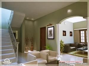 Kerala Style Home Interior Designs Living Room ...