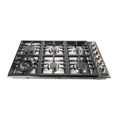 Cooktops For Sale by Zline Kitchen And Bath Zline 36 In Stainless Steel Drop