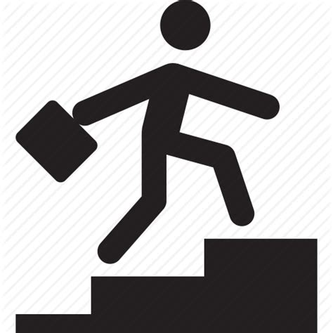 12253 career development icon corporate development by aart icons