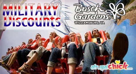busch gardens specials busch gardens williamsburg coupons archives a frugal