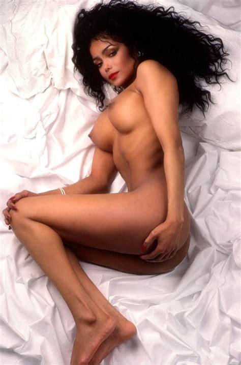 Naked La Toya Jackson In Playboy Magazine