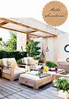 1000+ ideas about Outdoor Furniture on Pinterest | Wood rustic outdoor patio furniture