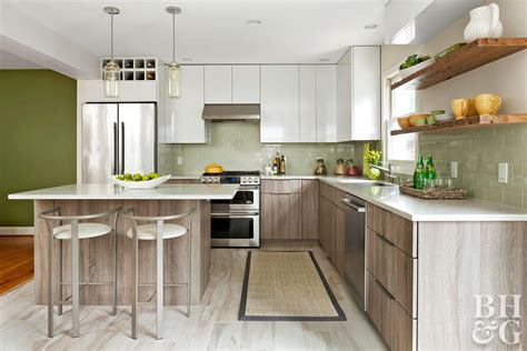 kitchen remodels  homes gardens