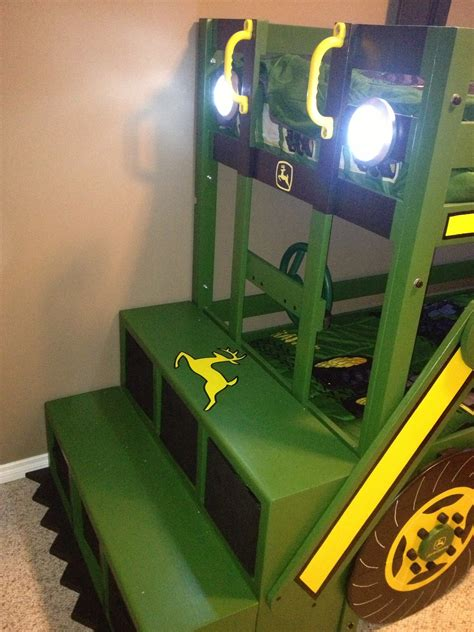 ana white john deere tractor bunk bed diy projects
