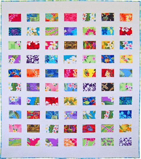 postcards  hawaii quilt pattern  lisa boyer