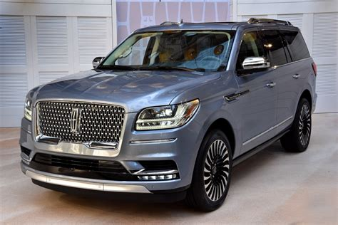All-new, 2018 Lincoln Navigator Bows In Ny
