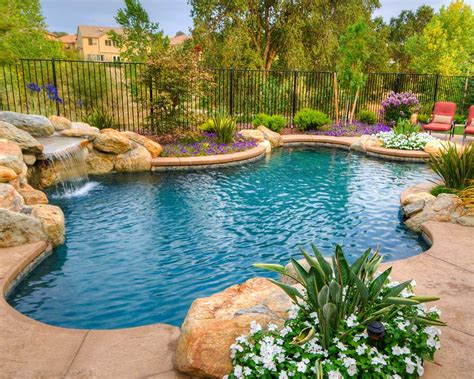 Inground Swimming Pools  In Ground Pool Builders