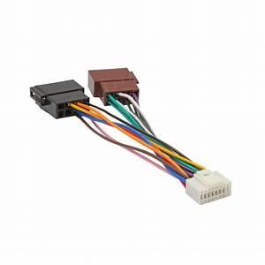 Kenwood    Jvc 16 Pin Mazo De Cables Iso Conector Adaptador