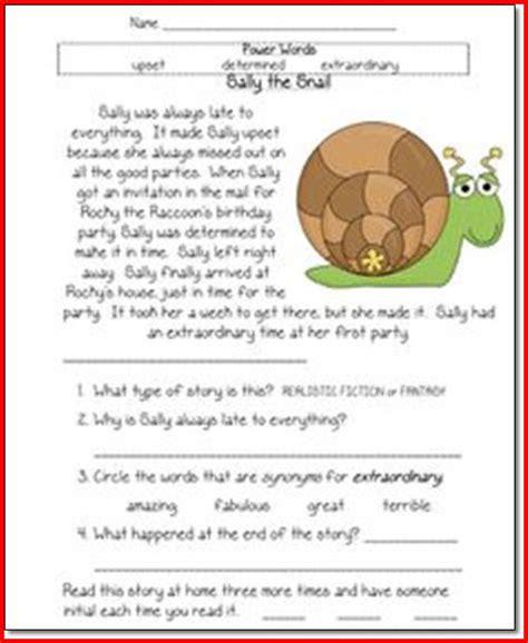 1st grade reading worksheets pdf project edu
