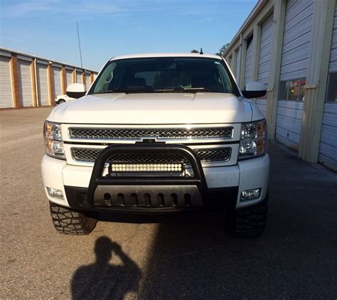 2013 silverado with 20 quot led light bar general topic