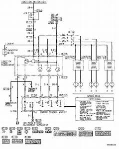Mitsubishi 3000gt Ignition Wiring Diagram