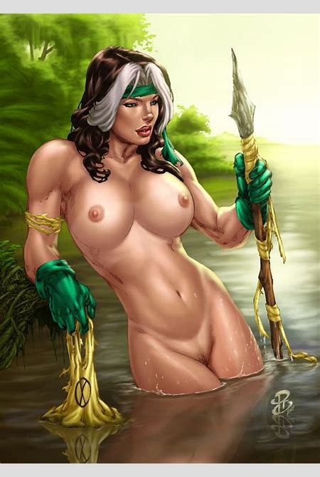Rogue from xmen nude pics nackt image