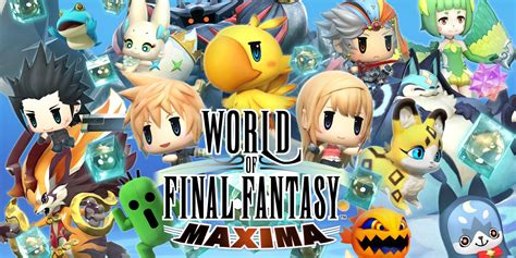 world  final fantasy maxima nintendo switch