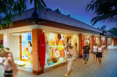 bali collection shopping  dining complex  nusa dua
