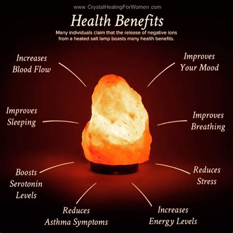 Health Benefits of Himalayan Salt Lamps and Why You Should ...