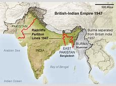 How the IndoPakistani Border Came to Be The New York Times