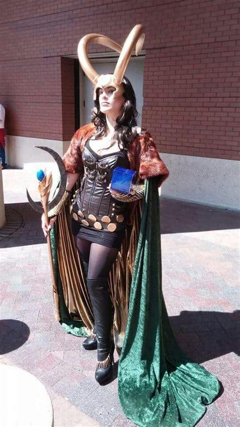 Lady Loki Cosplay Wizard World St Louis 2014 Best