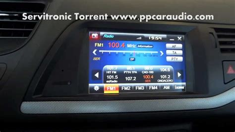my citroen gps gps multimedia en citroen c5