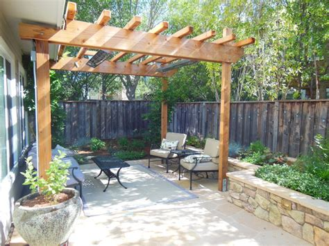 Small Space, Big Impact  Traditional  Patio San