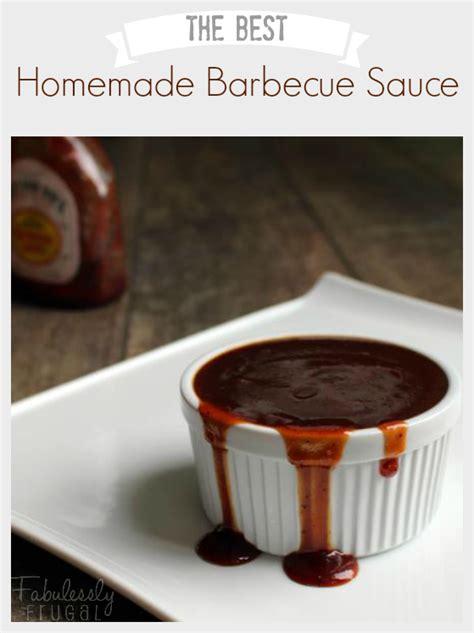 the best bbq sauce homemade bbq sauce recipe sweet baby ray s copycat