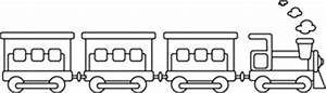 Locomotive Clipart Image - Cartoon steam locomotive choo ...