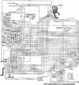 68 Lemans Dash Wiring Diagram Schematic