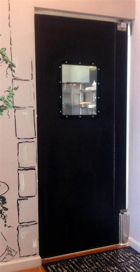 Selling Restaurant Doors Stainless Steel Double Door For