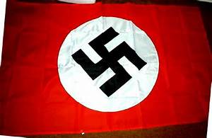 Hitler With Swastika Flag Pictures to Pin on Pinterest ...