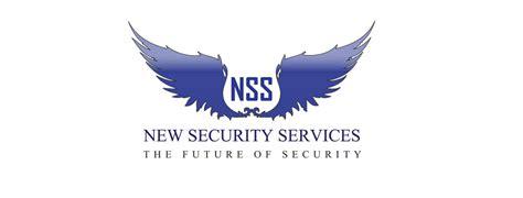 New Security Services Logo Design