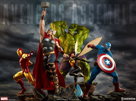 Marvel Thor Statue by Sideshow Collectibles | Sideshow ...