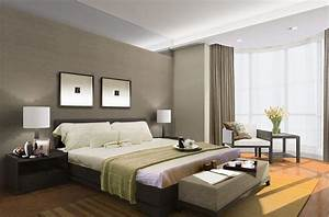 Elegant bedroom interior design 2014