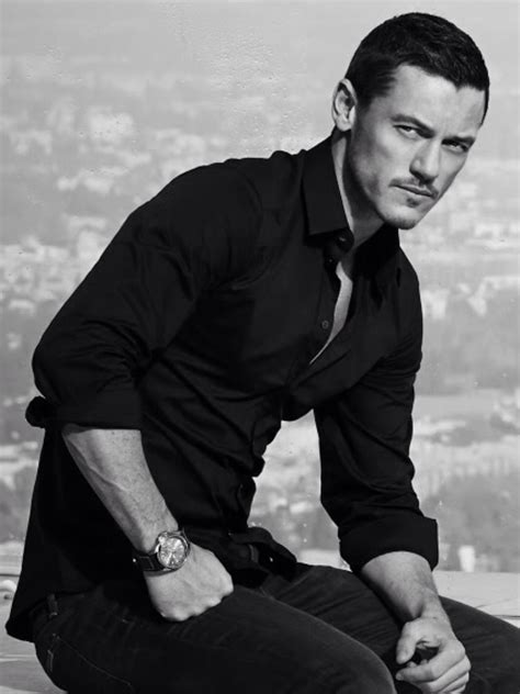 Luke Evans Hd Wallpapers
