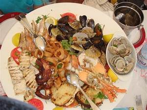The Seafood Plate - Superb! - Picture of Mama Sofia's ...