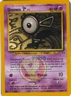 Neo Discovery Pokemon Card Set