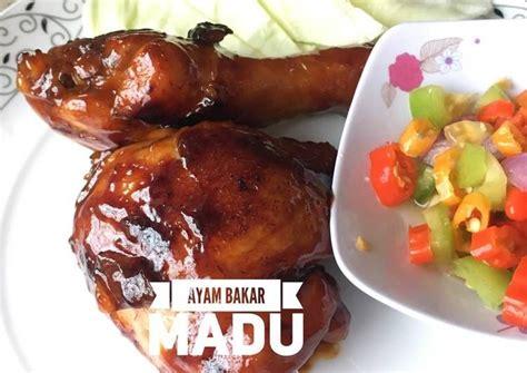 Udang bakar memiliki citarasa yang luar biasa enaknya. Resep Ayam Bakar Madu Teflon 🍗🍗🍗 oleh Kadek Anita | Resep | Resep ayam, Makanan, Resep makanan