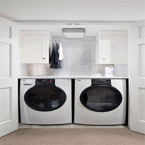 washer dryer room ideas laundry closet organization ideas