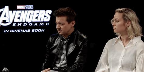 Jeremy Renner Subtly Rebuked Brie Larson During