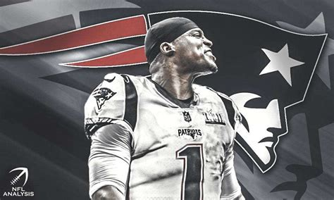 predicting   nfl season  patriots qb cam newton