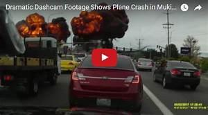 SCG VIRALS: Dramatic Dashcam Footage Shows Plane Crash in ...