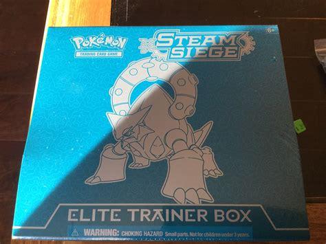 The Value Of The Elite Pokemon Trainer Box Gamesreviewscom