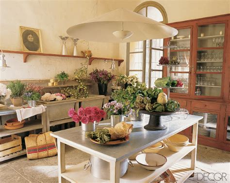 Décor De Provence Rustic Kitchen