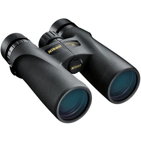 nikon 10x42 monarch 3 atb binocular black 7541 b h photo