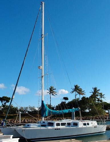 Boat Sale Hawaii by Sail Boats Trimaran Boats For Sale In Hawaii United States