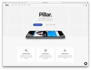 22 awesome html5 landing page templates 2018 colorlib With html product page template free