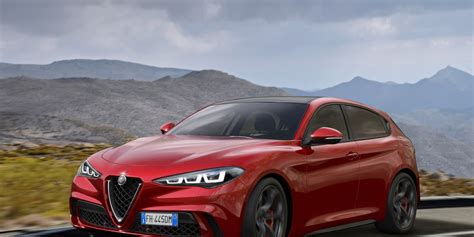 The New Alfa Romeo by 2020 Alfa Romeo Giulietta Is Going Rear Wheel Drive